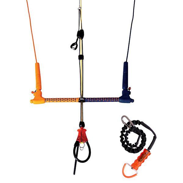 Kite-bar Gaastra X5 (komplet 4-line) short Ga kites