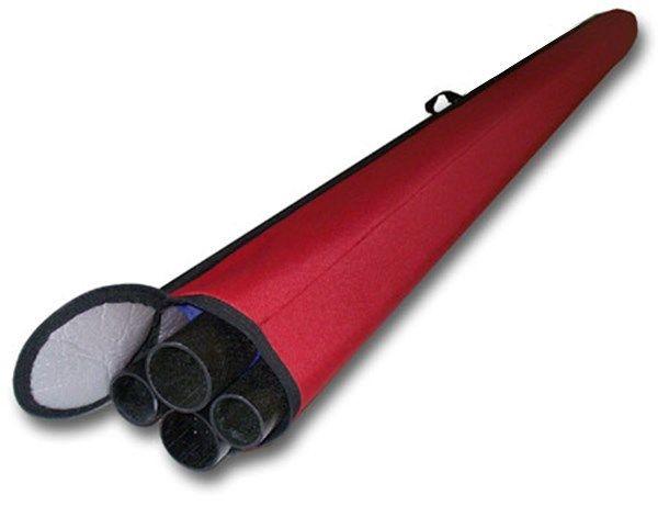 Mast Bag na 2 stěžně Lipno (červený): 400 Lipno Windsurfing
