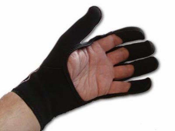 Rukavice prstové bez dlaně PRL: L Prolimit