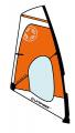Zobrazit detail - Kompl. oplachtění 3,5 m2 Unifiber Wind Sup/2021