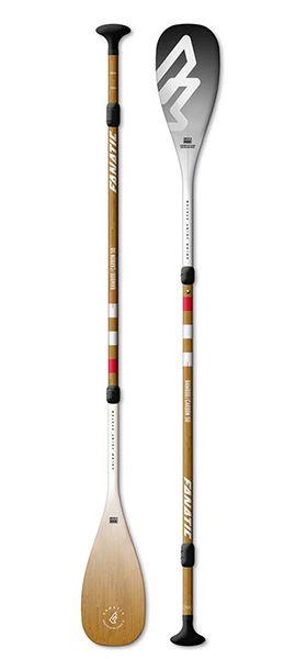 "Pádlo SUP Fanatic 3-díl. Bamboo C50% 165-220/7,25"""