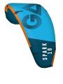 Kite 11,0 m2 Gaastra Spark/2020 (kite only)