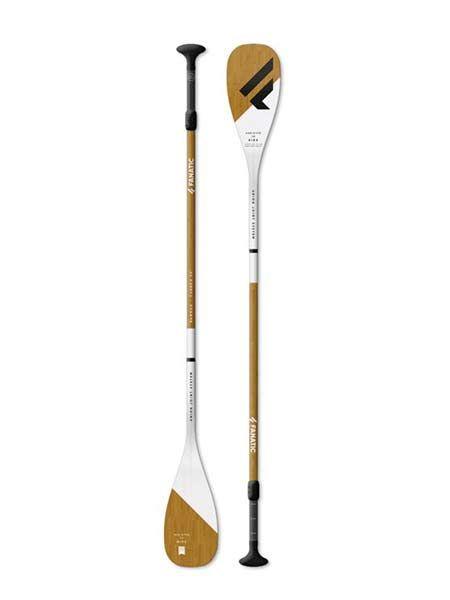 Pádlo SUP Fanatic 2-díl. Bamboo C50% 165-220/7,25