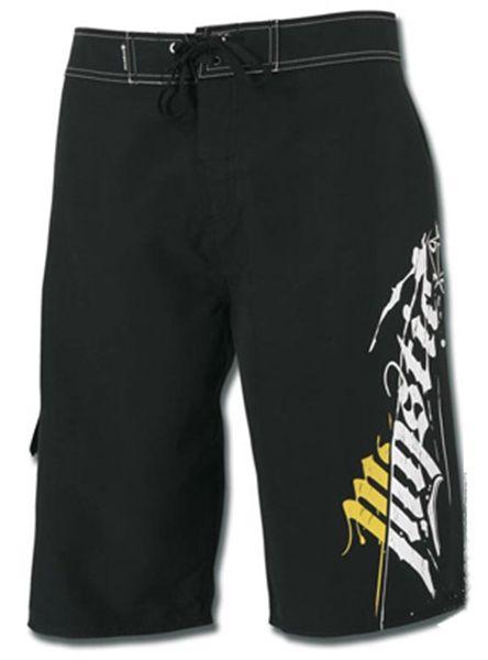 Krátké kalhoty/plavky Backflash černé 32 Mystic