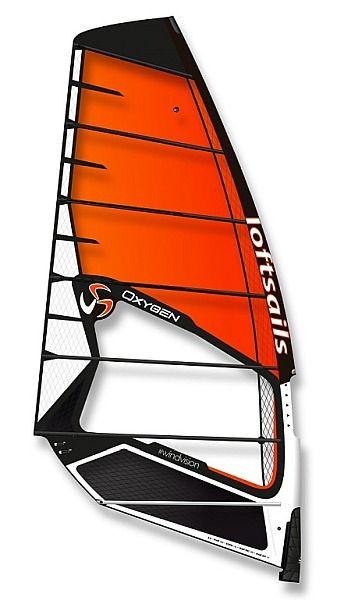 Plachta 7,0 m2 Loft Oxygen/2021 orange Loftsails